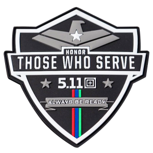 HONOR THOSE WHO SERVE PATCH